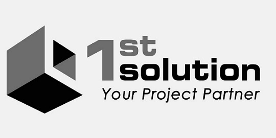 1st solution